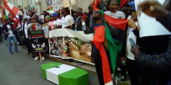 Biafra freedom
