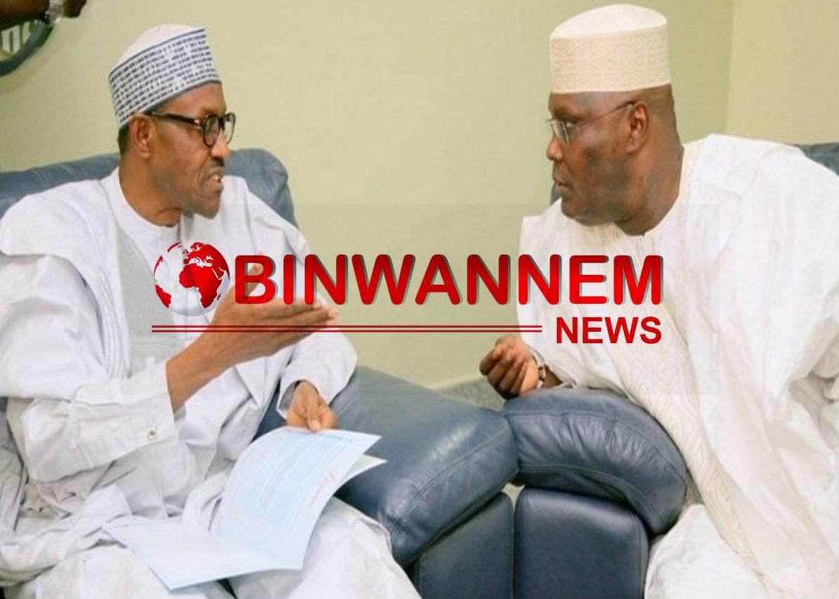 Buhari's Re-election Announced Invalid, While Atiku Set To Become President