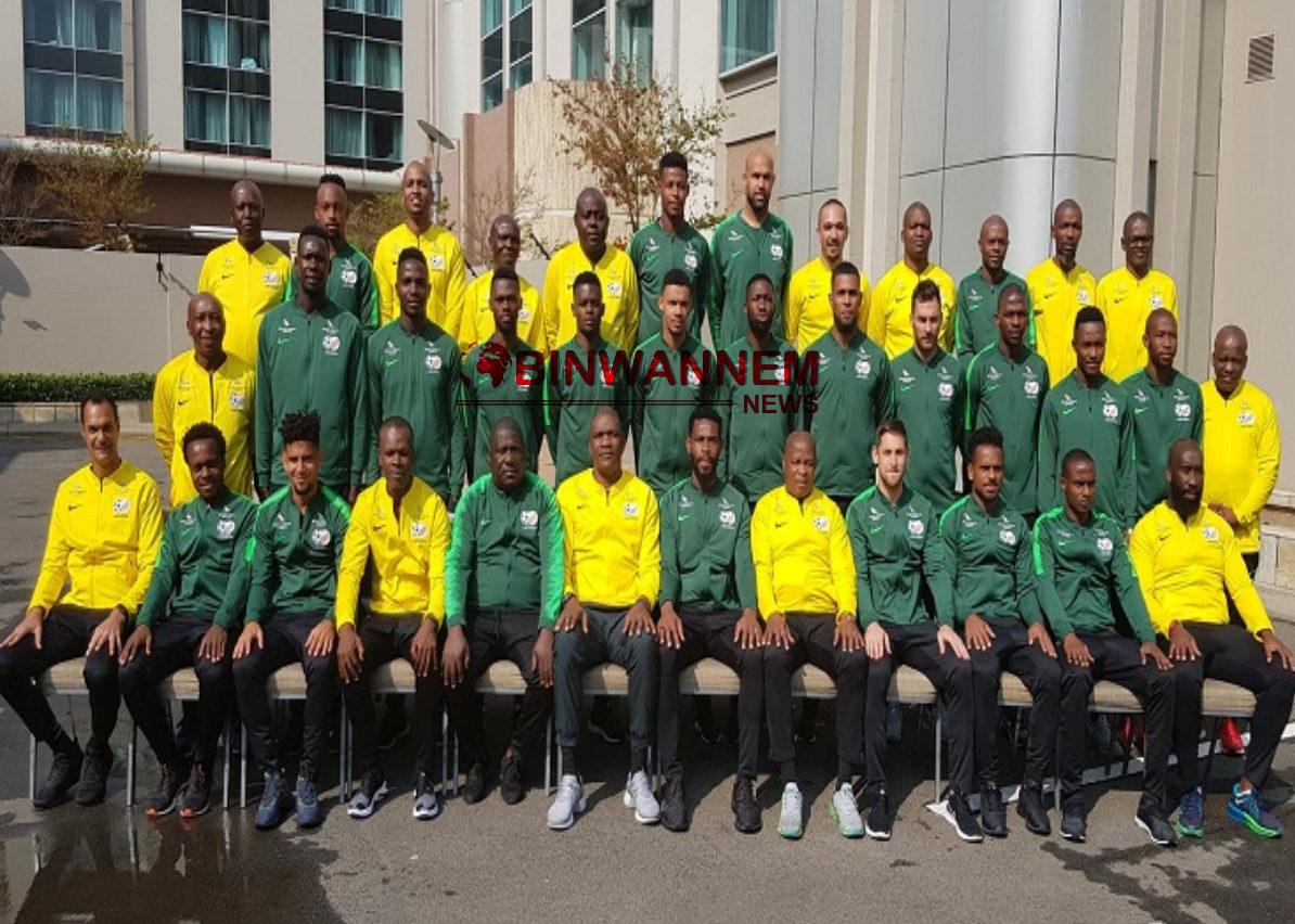 Bafana Bafana in PE after almost eight years, facing Mali