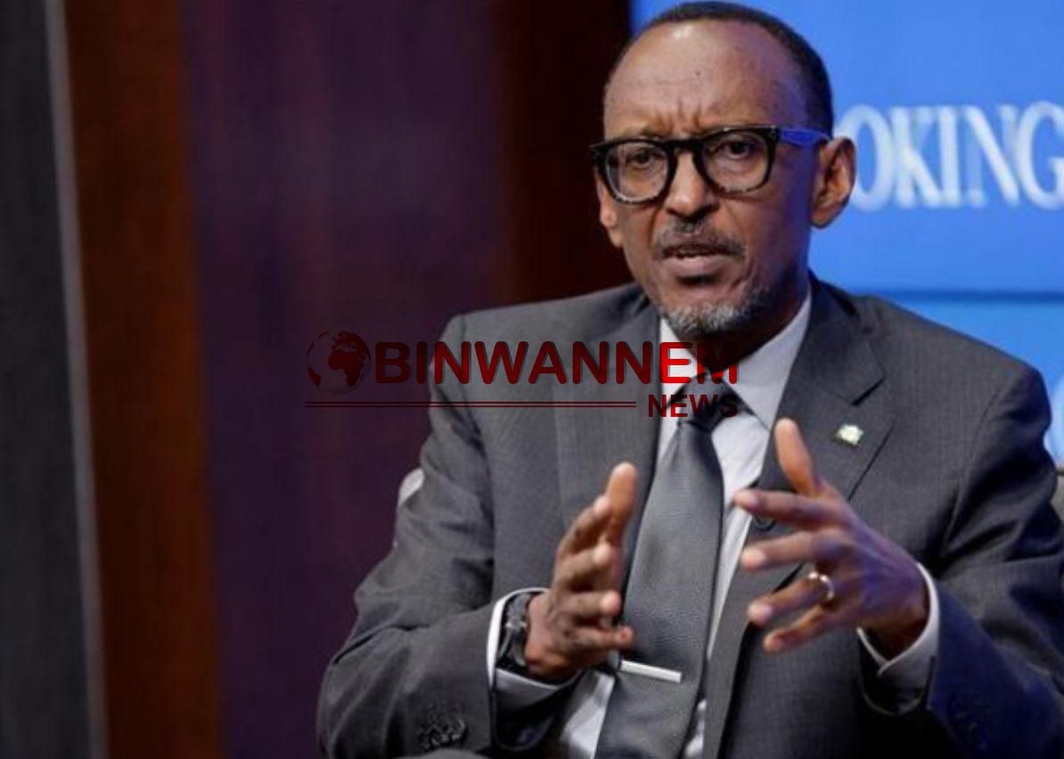 Rwanda confirms Paul Kagame will no longer attend WEF