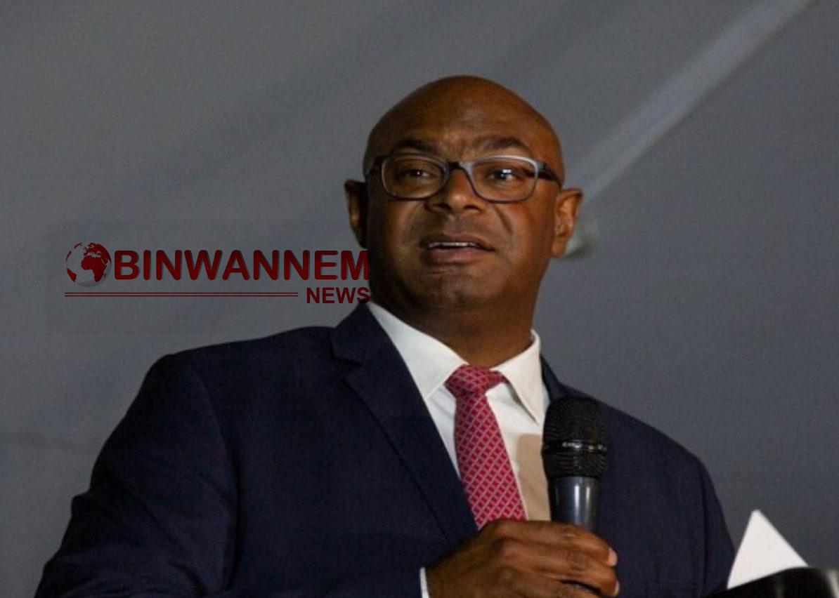 Kuben Naidoo reflects on Black Wednesday at SANEF gala dinner