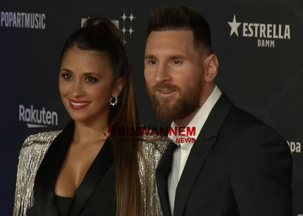 Messi stars at Cirque du Soleil premier