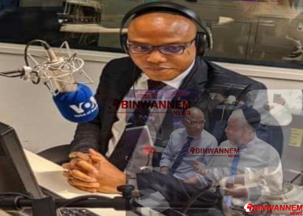 Biafra: My next broadcast will be on Sat. Nov. 16, 2019, 7 pm Biafraland Time – Mazi Nnamdi Kanu