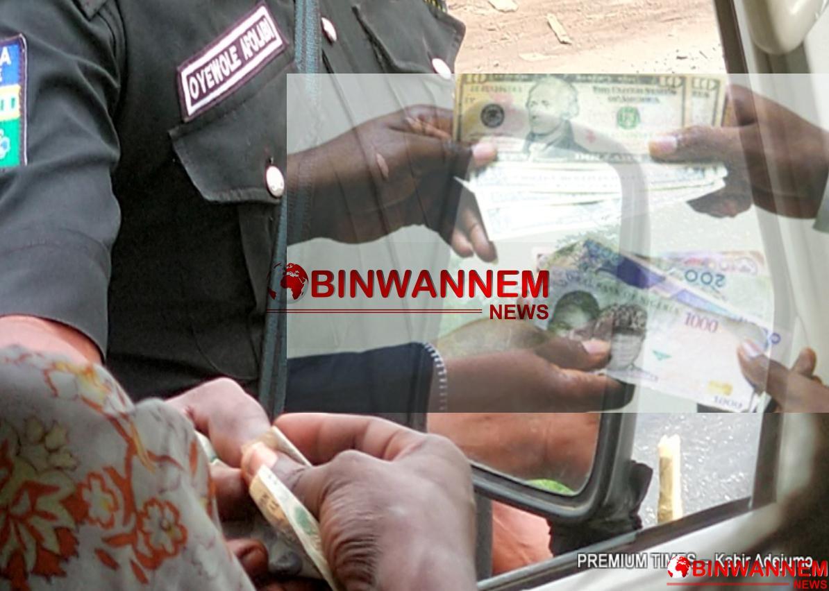 Feature article: Bribery and corruption in Nigeria
