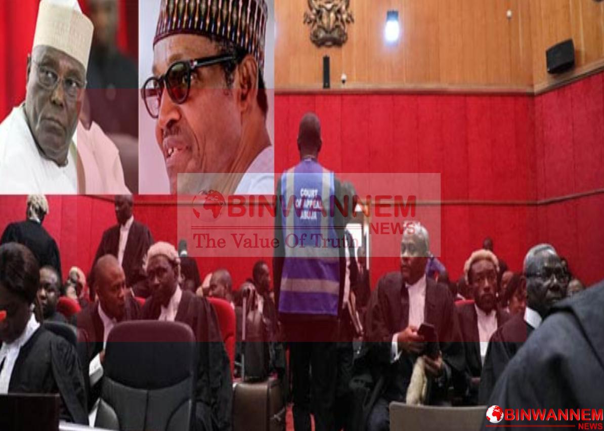 Election Petition Tribunal: Alleged Supreme Court over Atiku's appeal dismissal