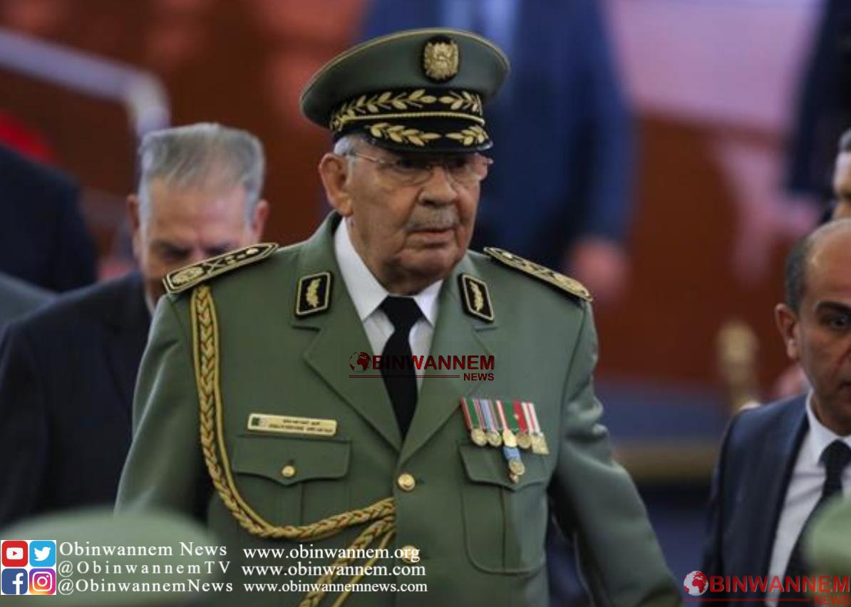 At 79, Algeria's powerful military chief Ahmed Gaid Salah dies