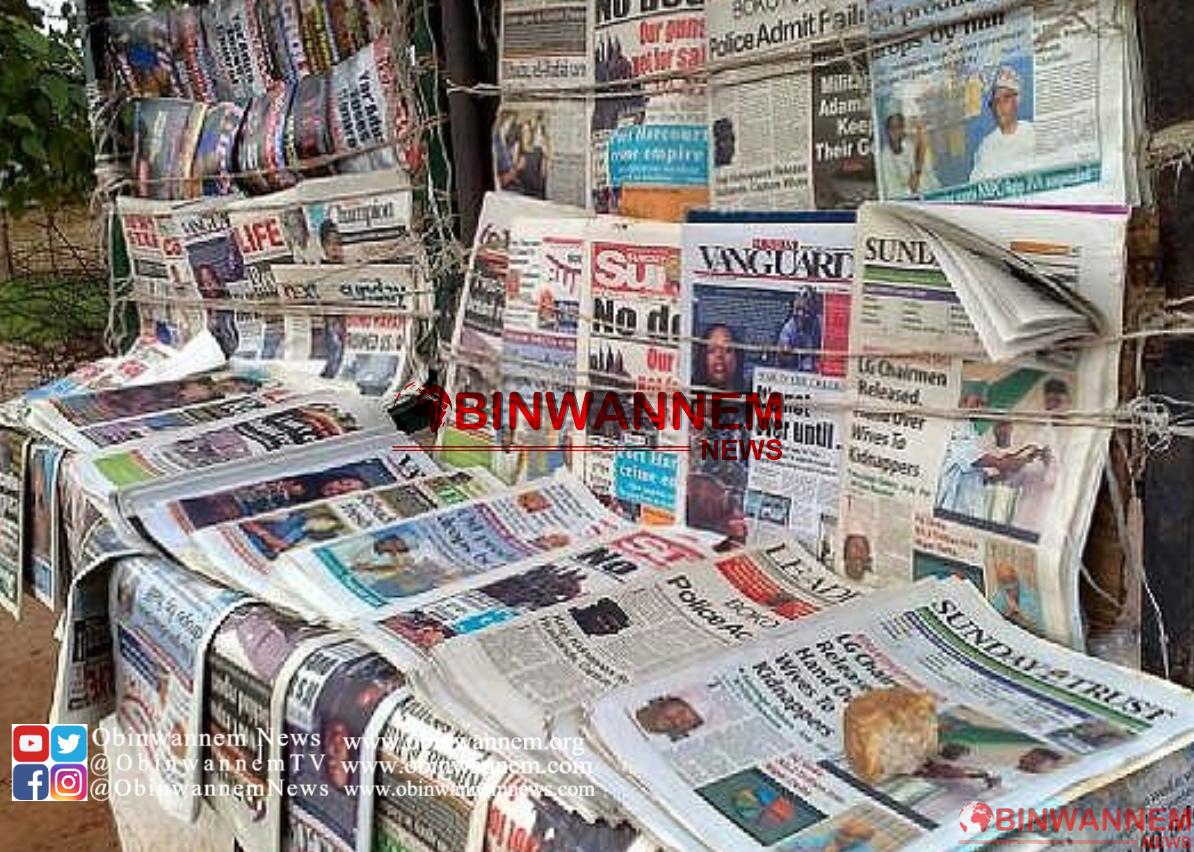 BREAKING: Army Kidnaps 4 Newspaper Vendors in Aba