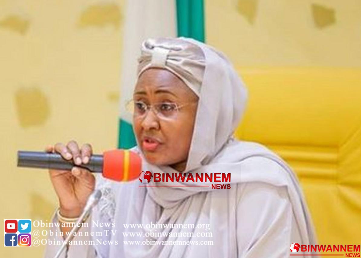 BREAKING: Mama Daura Gave Orders Against My Husband's Will – Alisha Buhari