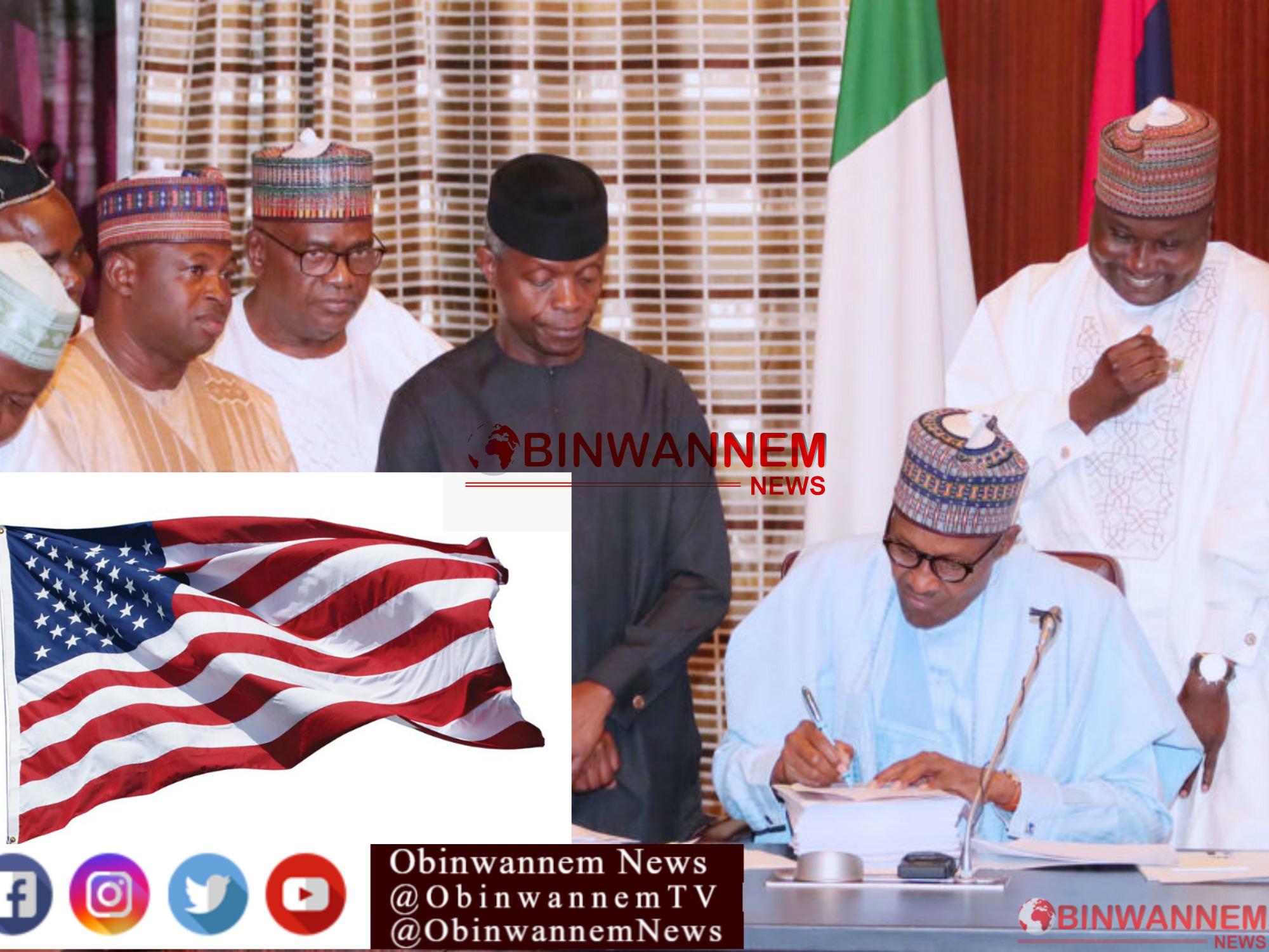 US says Buhari Administration wants to hand Abacha loot to APC Governor Bagudu