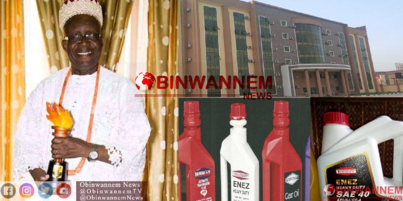 Breaking: CEO Tonimas Oil & Gas Dies at 76