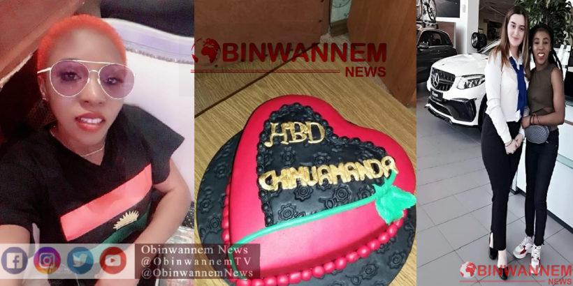 Birthday Girl Special: Biafrans Lets wish Itz Lizzy Chimuamanda Nice Happy birthday 06/06/2020