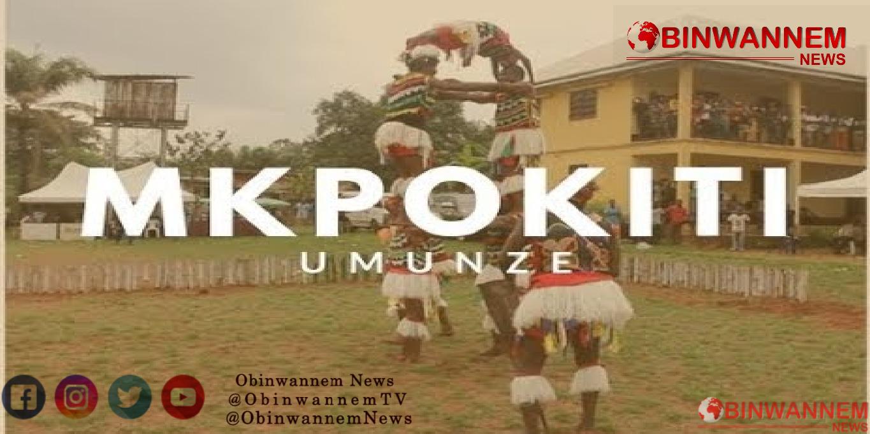 Ofu egwu Omenala mara mma nke-ukwu ejiri mara ndi Igbo Na Umunze, aha ya bu NKPOKITI