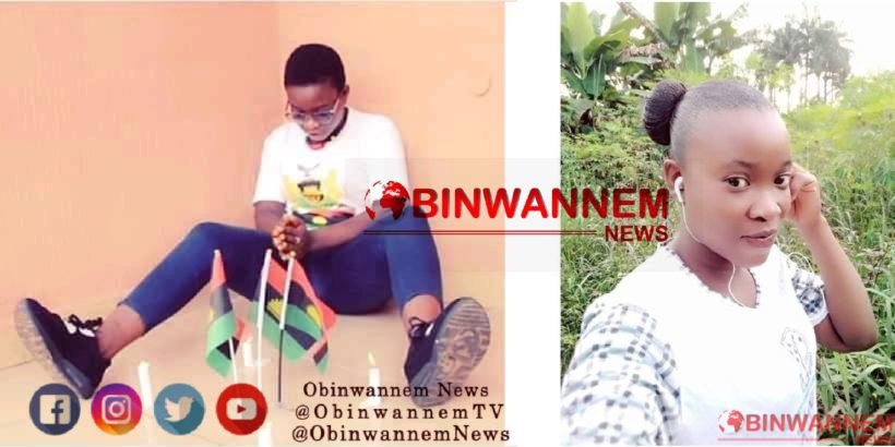 My wishes: That I will celebrate my next birthday in the United State Of Biafra –  Nwada Ugochinyere