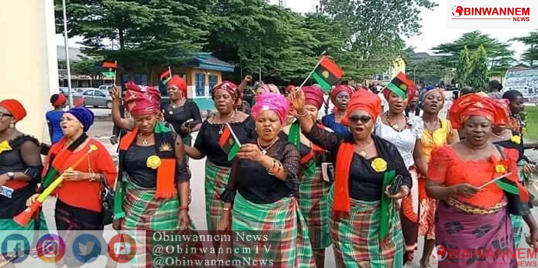 Arrested IPOB members finally regain freedom in Abia