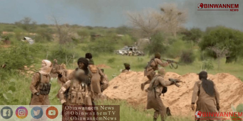 Boko Haram: Ex-insurgents swears oath of allegiance to Nigeria