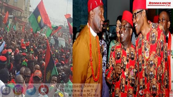 Igbo Presidential Aspirant Asks Separatists to Perish Biafra Ideology for Igbo Presidency