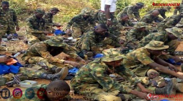 Soldier goes berserk, kills senior officer over frozen salary account
