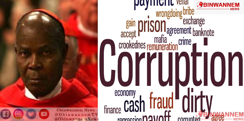 War on corruption has been lost – Okogie