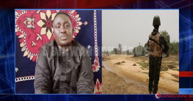 Pastor Polycap Zango appeals for rescue in Boko Haram Video