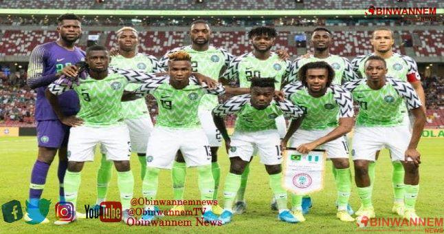 EndSARS: Super Eagles players joins protest, set to boycott AFCON qualifiers