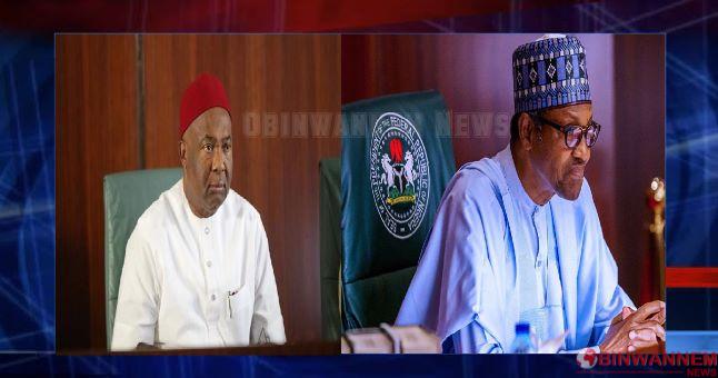 Uzodinma and Buhari's soldiers killing us, Orlu Chairman raises alarm