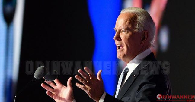 Nigeria presidency congratulates U.S projected president Biden