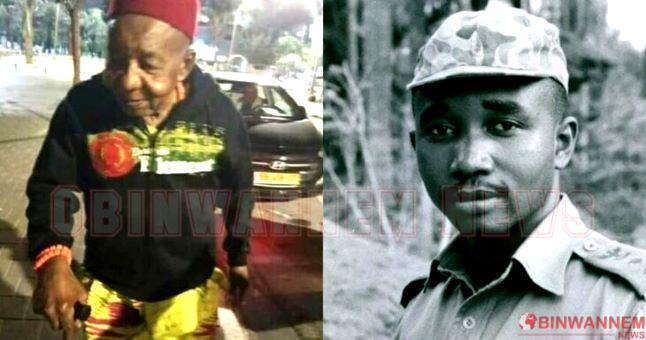 Biafra: War veteran, Col Nwobosi dies at 82