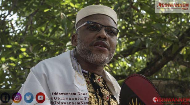 I weep for Wike's ignorance – Nnamdi Kanu