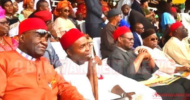 Ohanaeze group demands prosecution of Nwodo, others