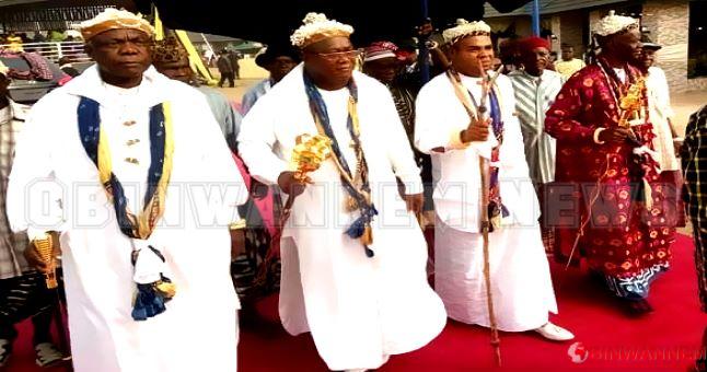 Abiriba Community celebrates 'Igwa Mang' in Aba