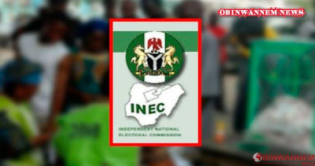 INEC fixes November 6 for Anambra gubernatorial elections