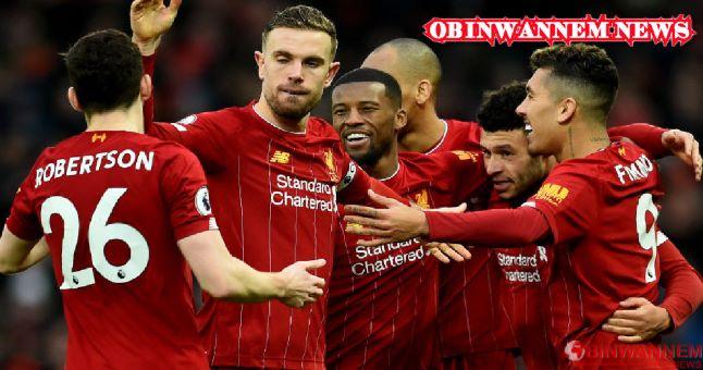 Liverpool wins Tottenham, reclaims EPL top four