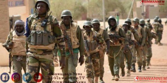 Obinwannem NewsNigeria army abducts pro-Biafra activist, Ugwumba, in Imo State