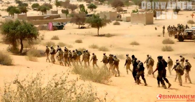 Breaking: Yobe community flees as Bokoharam attacks
