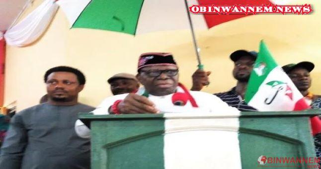 Former Akwa Ibom senator dies at 71