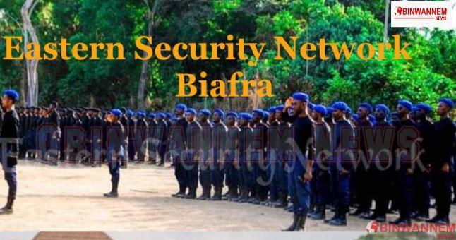 ESN arrives Rivers communities to expel Fulani bandits