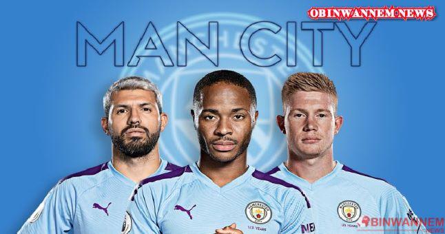 EPL: Man City remains top 1, secures 20 winnings