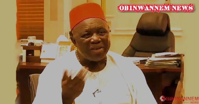 Ohaneze says Nigeria'll divide if Ndigbo is denied Presidency in 2023