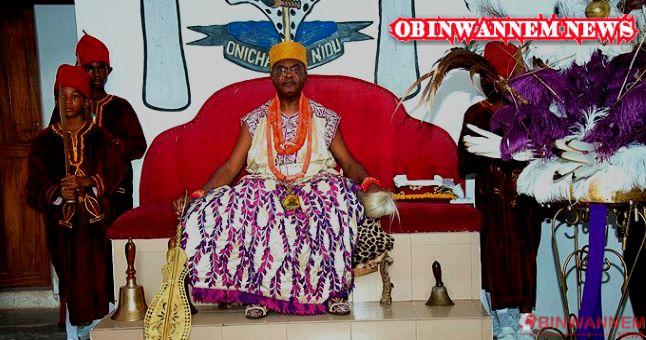 IPOB dismisses allegation on leader's threats to Obi of Onitsha