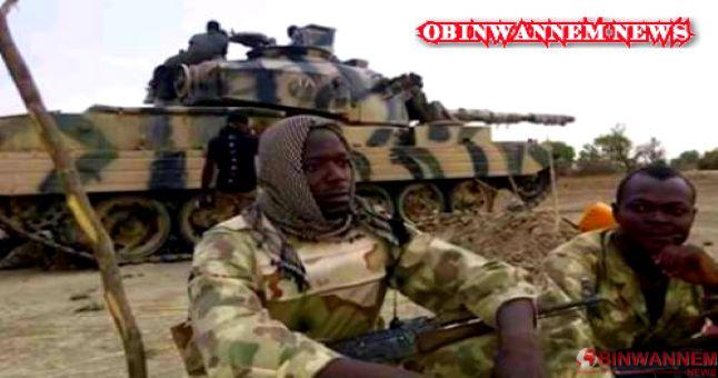 We still use Biafra's 'Ojukwu weapons' to fight Boko Haram