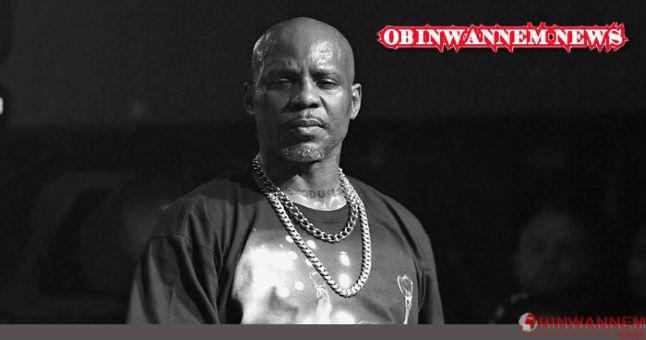 American Popular music artist DMX dies at 50