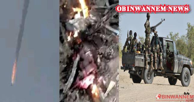B'Haram admits attacking Airforce jet, pilots