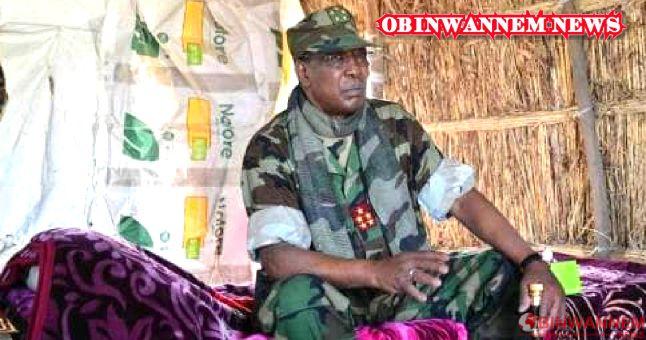 Chad's president Idriss Déby dies on battlefield