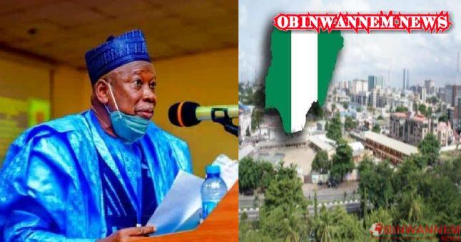 Ganduje says Northerners are owners of Nigeria; Igbo, Yoruba are minorities