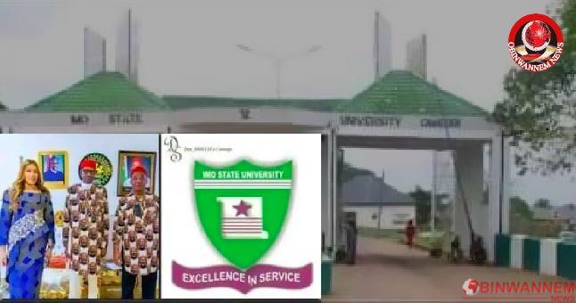 Breaking: Imo State University changed to UNIBUHARI after President Muhammadu Buhari