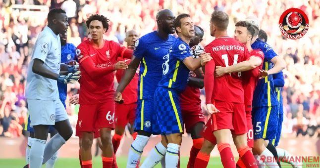 English FA fines Chelsea £25,000 over Liverpool Protests