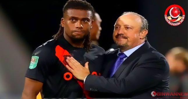 I Like Iwobi's character, determination – Rafael Benitez